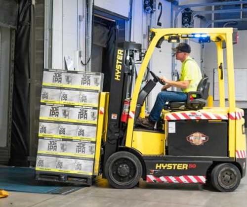 Formation Technicien(ne) en Logistique d'Entreposage