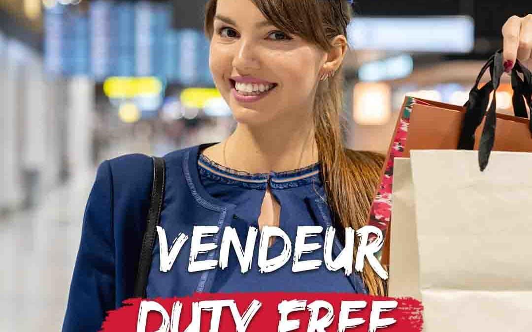 Formation Vendeur Duty Free