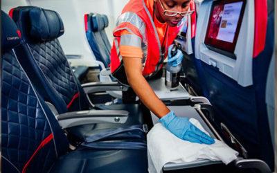 Comment devenir Agent de Nettoyage avion ?